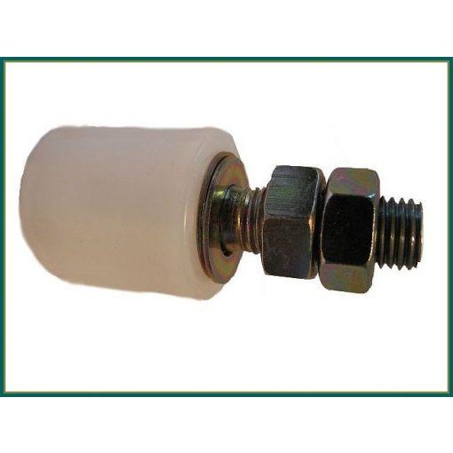 TKTG25X40- tolókapu támasztógörgő, M12