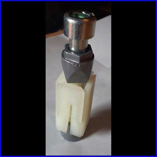 FCSRP6 - feszítőcsap, négyzet, 21,5-24 mm, hossz 65 mm